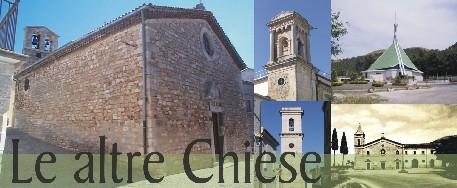 Le altre chiese
